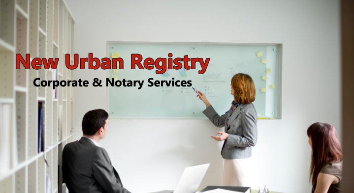 New Urban Corporate & Notary Services